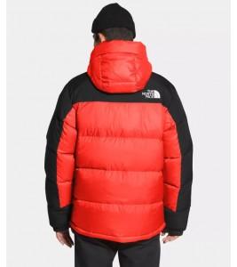 Куртка The North Face HMLYN Down Parka Flare Orange - Фото №2