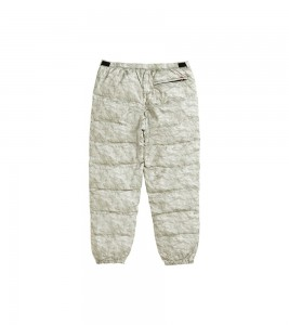 Штаны Supreme x The North Face Nuptse Pant Paper Print - Фото №2