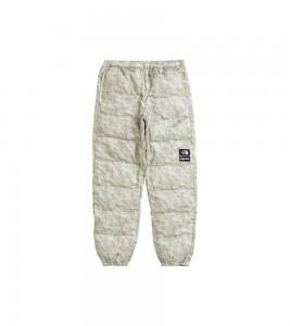Штаны Supreme x The North Face Nuptse Pant Paper Print