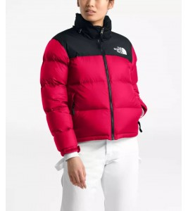 Куртка The North Face 1996 Retro Nuptse TNF RED - Фото №2