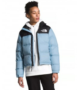 Куртка The North Face 1996 Retro Nuptse ANGEL FALLS BLUE