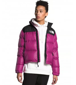Куртка The North Face 1996 Retro Nuptse WILD ASTER PURPLE - Фото №2