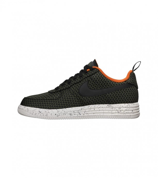 Nike Lunar Force 1 Low UNDFTD Black