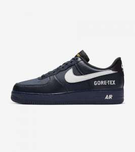 Кроссовки Nike Air Force 1 Low Gore-tex Obsidian