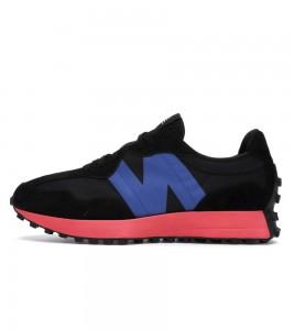Кроссовки New Balance 327 Black Blue