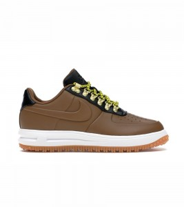 Кроссовки Nike Lunar Force 1 Duckboot Low Ale Brown