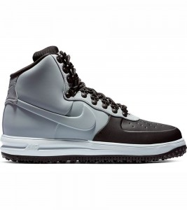 Кроссовки Nike Lunar Force 1 Duckboot Black Wolf Grey