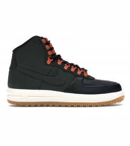 Кроссовки Nike Lunar Force 1 Duckboot 18 Black Sequoia