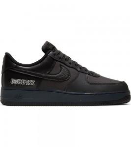 Кроссовки Nike Air Force 1 Low Gore-Tex Black