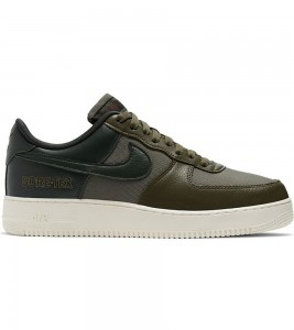 Кроссовки Nike Air Force 1 Low Gore-Tex Olive