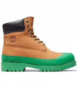 "Ботинки Timberland 6"" BBC Bee Line Wheat Green"