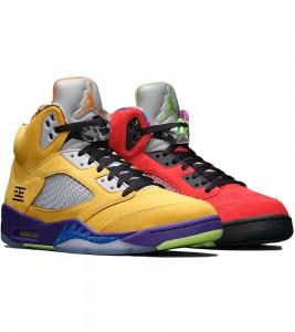 Кроссовки Air Jordan 5 Retro What The