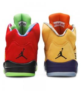 Кроссовки Air Jordan 5 Retro What The - Фото №2