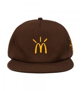 Кепка Travis Scott x McDonald's Cactus Arches Brown